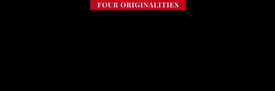 バンタンテックフォードアカデミー4つのオリジナリティ